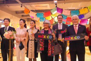 Mexico opens a permanent Pavilion in China