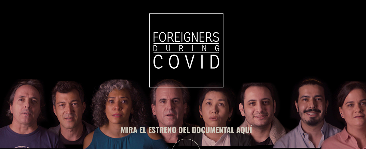 Foreigners during COVID19 – Video Documental
