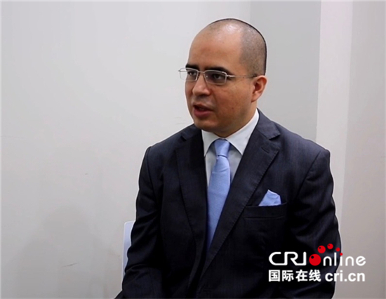 Interview with Radio Internacional of China: MEXCHAM VP