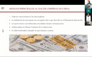 Recap of Online Seminar on Legal advises for Doing Business in China
