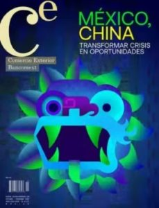 Magazine Foreign Trade focused on China-Mexico