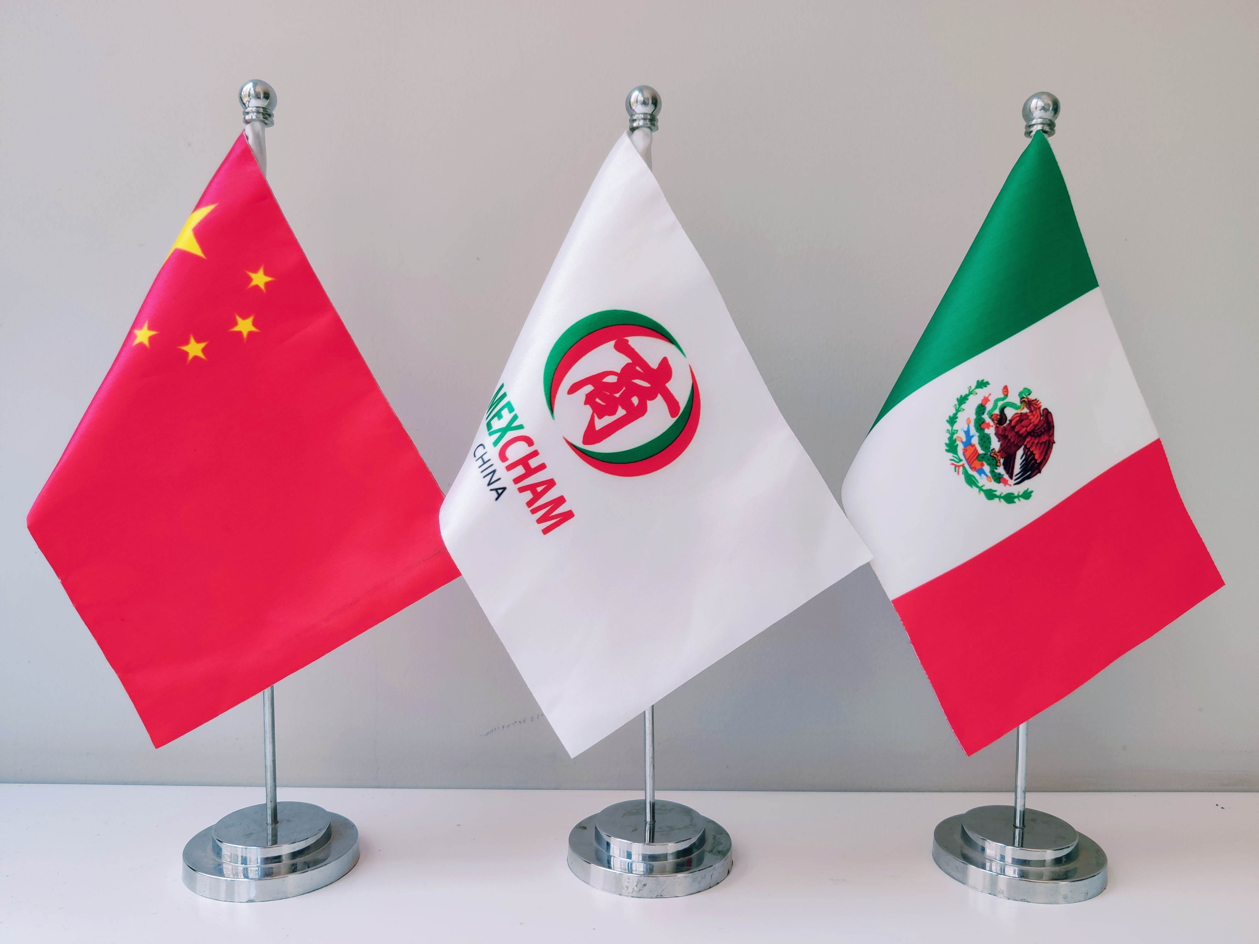 49th Anniversary of Sino-Mexican Diplomatic Relations